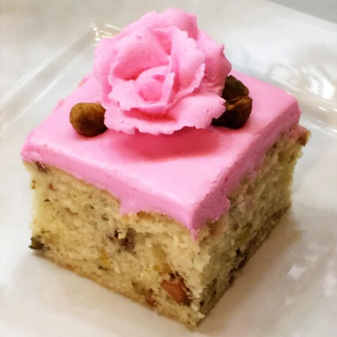 Rosewater Vanilla Cake (1)