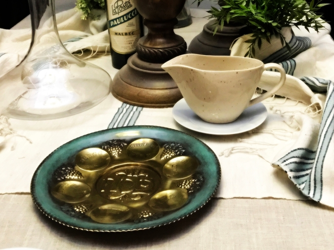 The Seder Plate