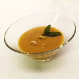 Butternut Squash Soup (2015)