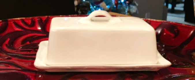 Favorite Things (Butter Dish)
